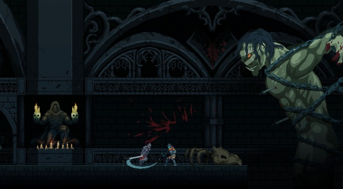 Death's Gambit – 2D RPG – Coming To The PC In 2016
