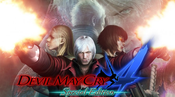 Devil May Cry 4 Special Edition – First Impressions + First 15 Minutes Playthrough