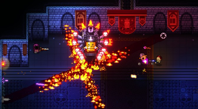 Enter the Gungeon – Co-Op Feature Revealed