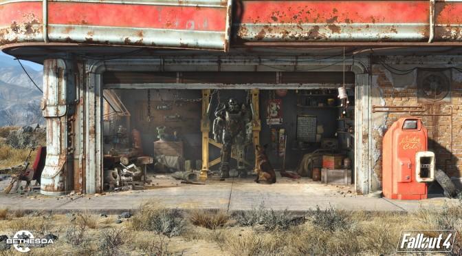 Fallout 4 versus Fallout 3 Graphics Comparison Screenshots