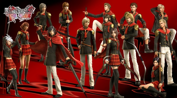 Final Fantasy: Type 0 HD – PC Version Locked At 30FPS, Mouse Is Not Supported