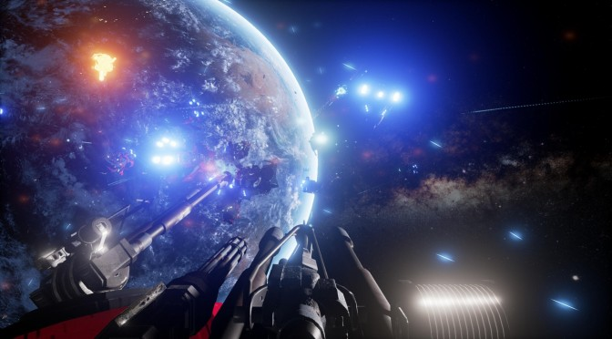 Galaxy Heist – Unreal Engine 4-powered Online FPS with Ship Battles in Space Gets Kickstarter Campaign