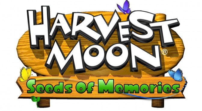 Harvest Moon: Seeds of Memories Announced For The PC, Coming This Winter