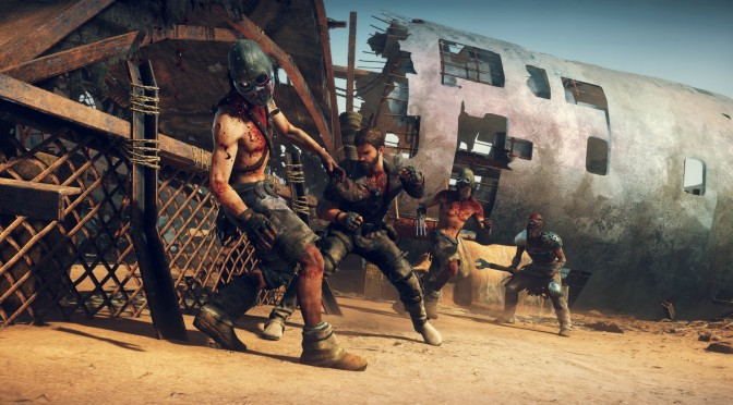 Mad Max – New Update Improves Performance In Several Locations, Adds Steam Controller Support