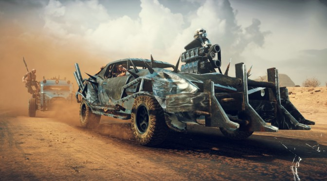 Mad Max – Here Is 14 Minutes Of New Gameplay Footage