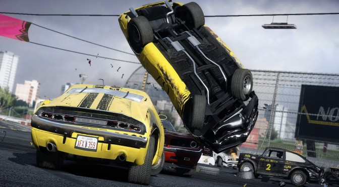 Wreckfest February 2020 Update released, adds two new tracks, brings gameplay improvements and tweaks