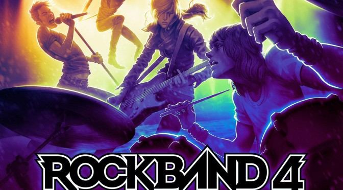 Harmonix Launches Fig Crowd-funding Campaign For Rock Band 4 PC