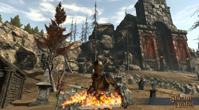 Richard Garriott's Shroud of the Avatar – Latest Build To Be Demoed At E3, New Screenshots Released