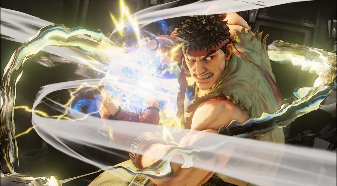 Street Fighter V – First Update Detailed, Coming In March