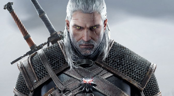 The Witcher 3 Geralt screenshot