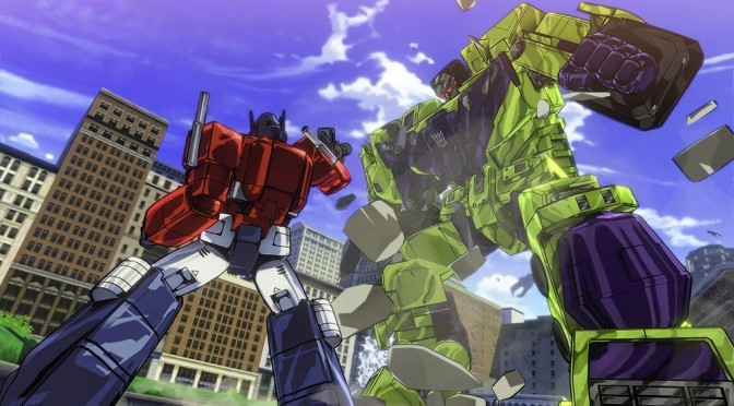 Transformers: Devastation Is Now Available, Gets Launch Trailer