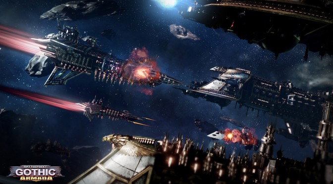 Battlefleet Gothic: Armada – New Screenshots Released