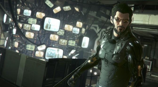 Deus Ex: Mankind Divided – E3 2015 Versus 2016 Build Comparison