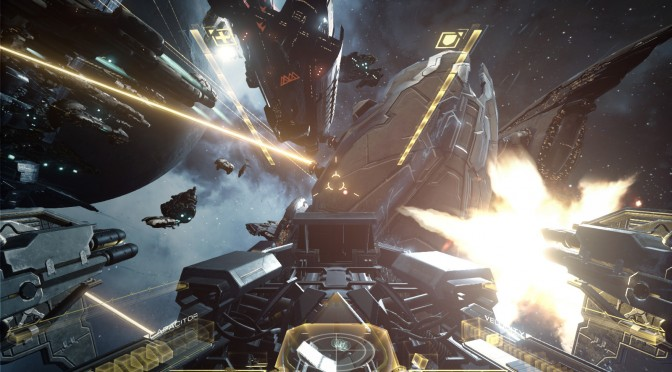 EVE: Valkyrie – Gameplay B-Roll E3 2015 Video