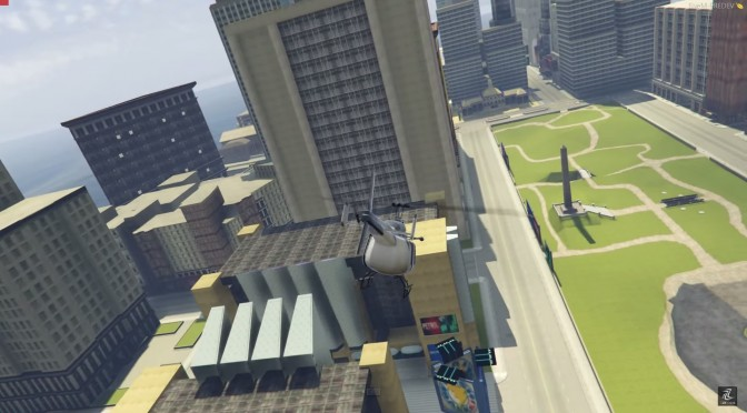 Grand Theft Auto III Liberty City Map Converted To Grand Theft Auto V