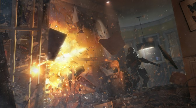 Tom Clancy's Rainbow Six: Siege Will Be Powered By Havok FX, New Screenshots & Trailer
