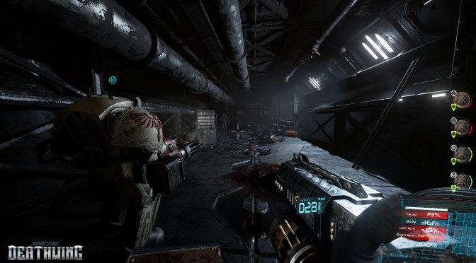 Space Hulk: Deathwing is now available