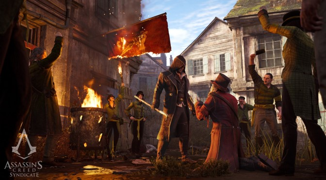 Ubisoft Is Currently Looking Into Assassin's Creed: Syndicate's SLI Issues