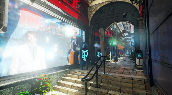 """Here Is DONTNOD's """"Remember Me"""" Recreated In Unreal Engine 4"""