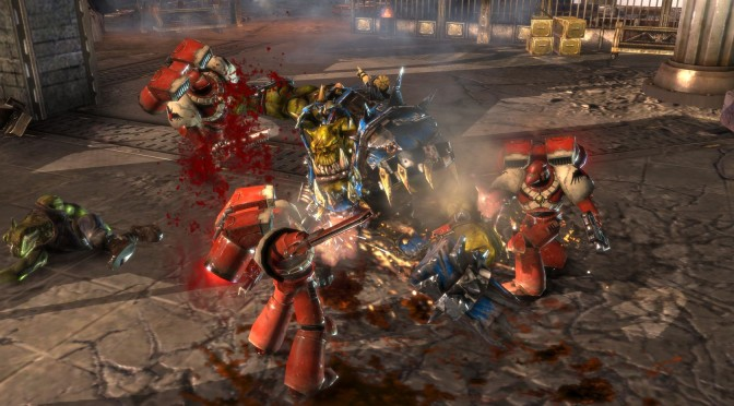 Warhammer 40K: Dawn of War Franchise Is Free To Play This Weekend On Steam