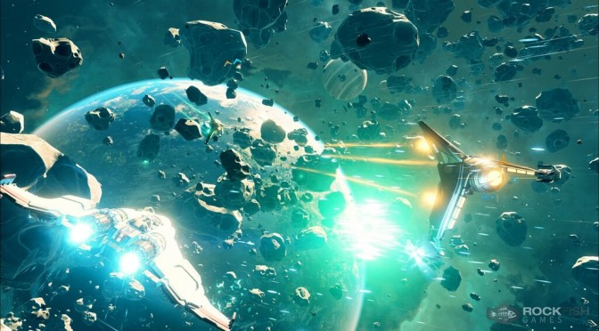Everspace – Space Shooter Powered By Unreal Engine 4 & PhysX – Gets Pre-Alpha Gameplay Trailer