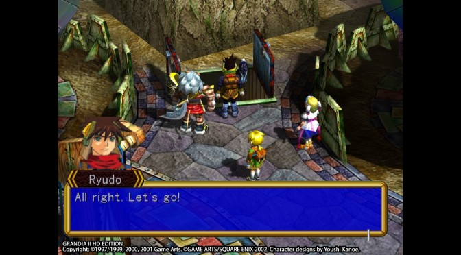 Grandia II Anniversary Edition To Be Released On August 24th