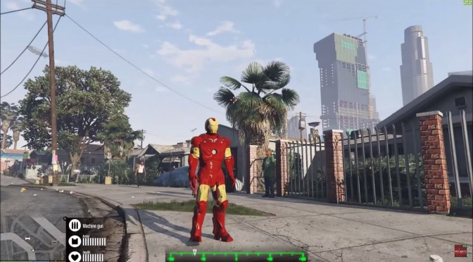 Grand Theft Auto V – Iron Man Mod Coming Soon, Prototype Video Released