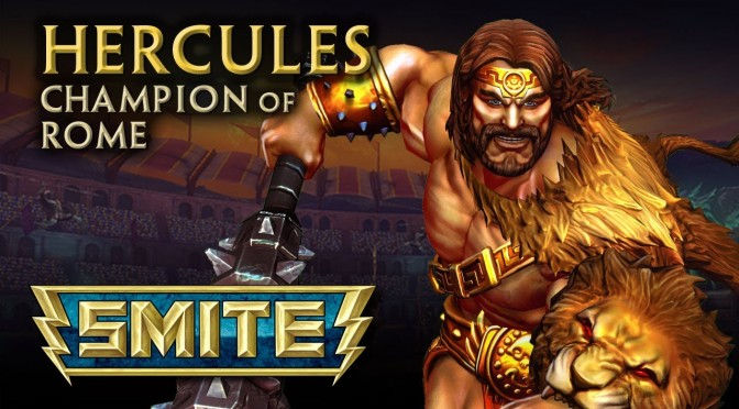 SMITE Hits 10 Million Unique Players Worldwide, Kevin Sorbo-voiced Hercules Available To Be Unlocked