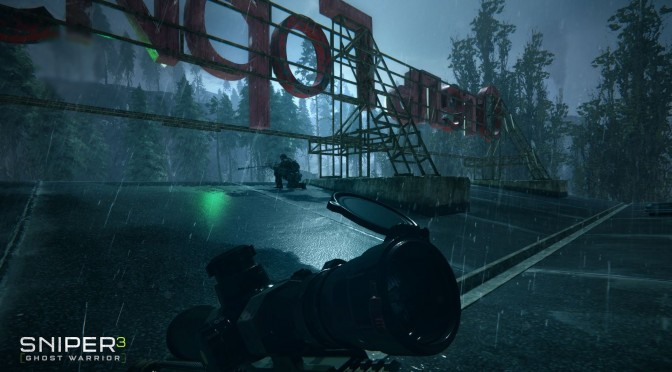 Sniper: Ghost Warrior 3 is now available and does not feature any multiplayer mode