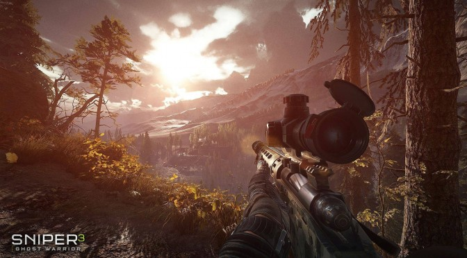 Sniper Ghost Warrior 3 gets a new trailer