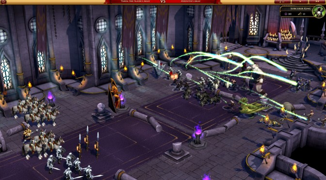 Sorcerer King – 4X Fantasy Strategy Title – Now Available