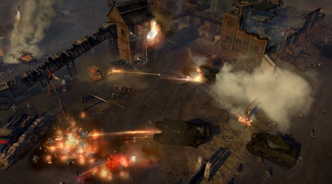 Company of Heroes 2: The British Forces – Digital-Only Standalone MP Expansion – Coming On September 3rd