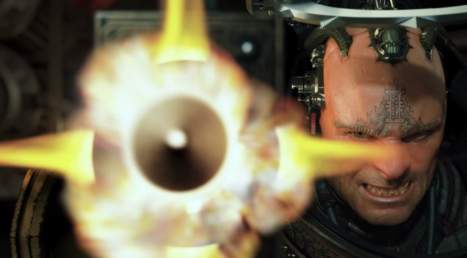 Warhammer 40,000: Inquisitor – Martyr Officially Announced, First Details + Teaser Trailer