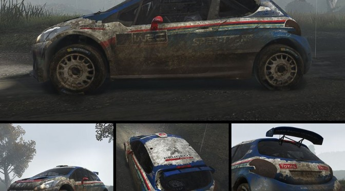 WRC 5 – Dynamic Dirt Effects Showcased