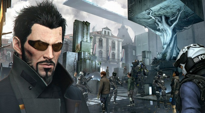Deus Ex: Mankind Divided Will Be Released On February 23rd, 2016