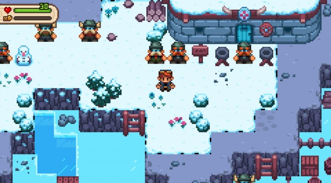 Evoland 2 – Unique Time-travelling RPG – Is Now Available On The PC