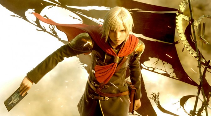 Final Fantasy Type-0 HD – First Impressions & First 10 Minutes Playthrough