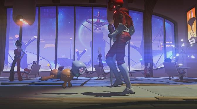 Double Fine Reveals Headlander – New Retro 2D Metroidvania Game Coming In 2016