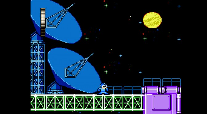 Mega Man Legacy Collection Is Now Available