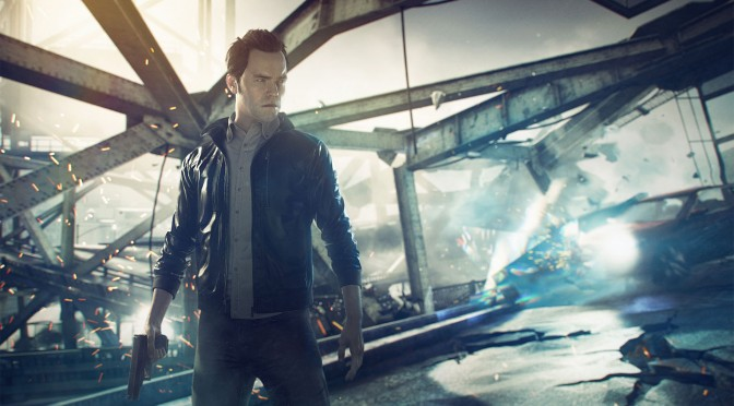 Remedy's Same Lake Would Love To See Quantum Break On PC, Confirms Alan Wake 2