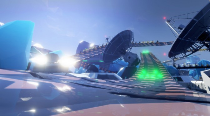 Redout – Fast Racing Game Similar To F-Zero GX & WipeOut – Gets Revamped Announcement Trailer