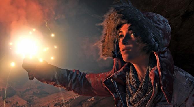 Rise of the Tomb Raider – New Screenshots Show Off Its Beautiful Art Direction