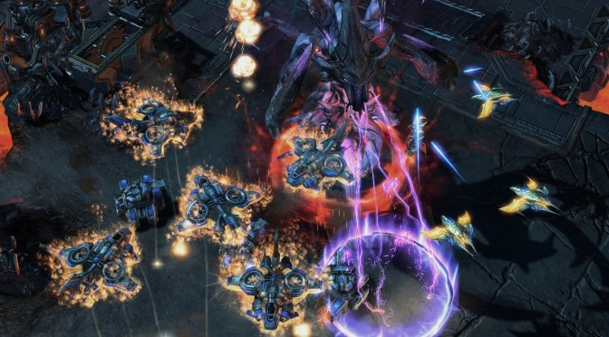 StarCraft II: Legacy of the Void – First Details, Screenshots & Trailer For Allied Commanders Mode