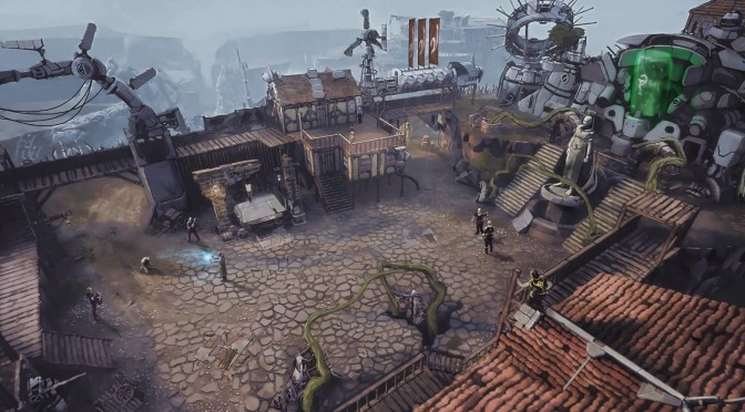 Former The Witcher 3 Developers Working On Seven – 3D Isometric RPG Powered By Unreal Engine 4