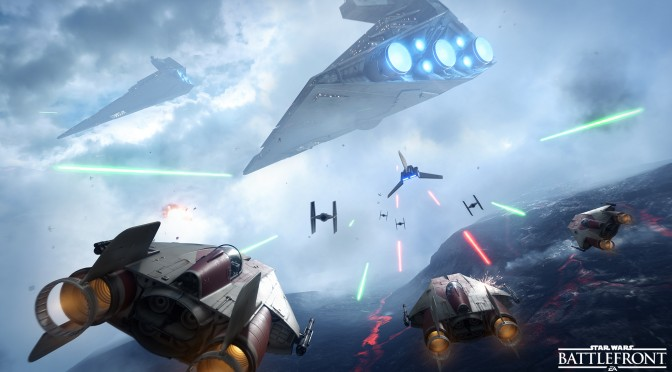 Star Wars: Battlefront – July Update is now available, introduces Offline mode, changelog revealed