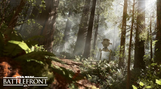 Star Wars: Battlefront – February Patch Adds New Map, New Mission & Film Grain Option