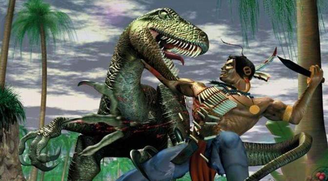 Turok: Dinosaur Hunter & Turok 2 Will Be Re-Released, First Screenshots Unveiled