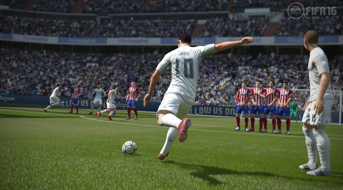 FIFA 16 – Patch 1.02 Now Available, Improves Goalkeepers & Overall Stability