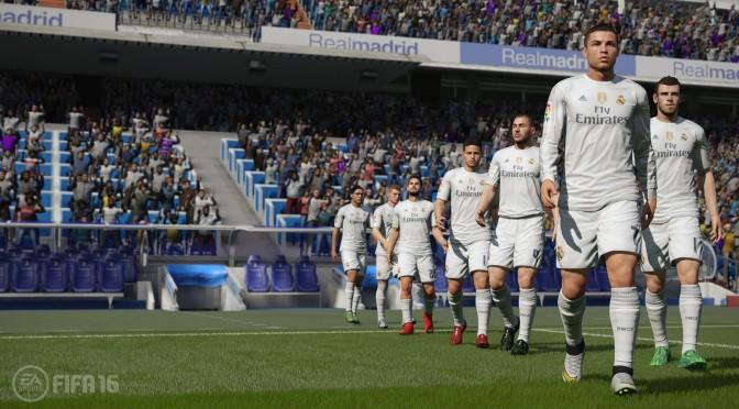 FIFA 16 – Official Gamescom 2015 Screenshots & Trailer