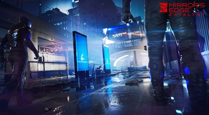 Mirror's Edge Catalyst – Gamescom 2015 Screenshots & Gameplay Trailer